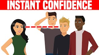 How to Turn Shyness into Confidence