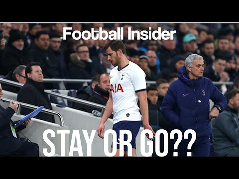'There's an offer from Spurs' - Update on Vertonghen quitting Tottenham after terms agreed today