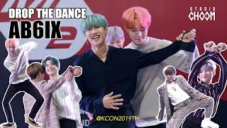 [DROP THE DANCE] AB6IX | 움직여(Move) / MIC DROP / Senorita / NEVER / BREATHE etc. @KCON19TH