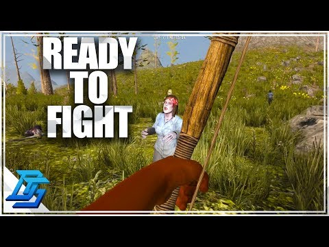 WE ARE LOCKED AND LOADED, HORDE TIME! - 7 Days to Die - Alpha 16 - Part 13