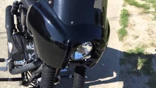 Harley Davidson Street Bob with Screamin Eagle 120R