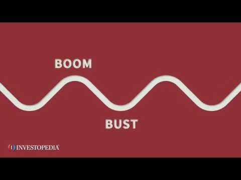 Economy: Boom And Bust Cycle