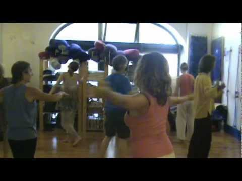 Sufi Whirling Meditation - August 2012, France