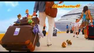 Carnival Alvin and the Chipmunks (Carnaval Alvin e os Esquilos) - Carnival in Rio (2013 - HD Clip)