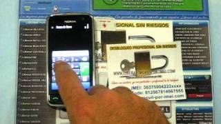 liberar nokia c6 01 por codigo imei unlock www liberar movil por imei com c6