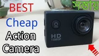 Sport Full HD 1080p Action Camera Unboxing And Review!!