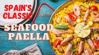 Seafood Paella: History, Recipe & Secret Tips!