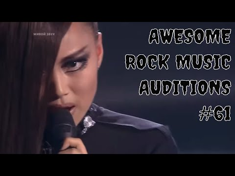 Top 5 Awesome ROCK Auditions Worldwide #61