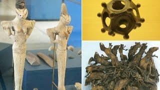 Запретная Архeология Странные археологические находки в древних городах Документальные фильмы 2016