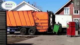 видео услуги вывоза бытовых отходов