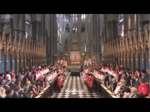 Zadok The Priest - British Coronation Anthem