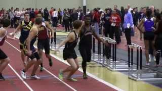 Chester County Classic at Ursinus College Jan. 2014