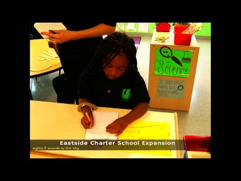 Sights & Sounds • East Side Charter School Expansion