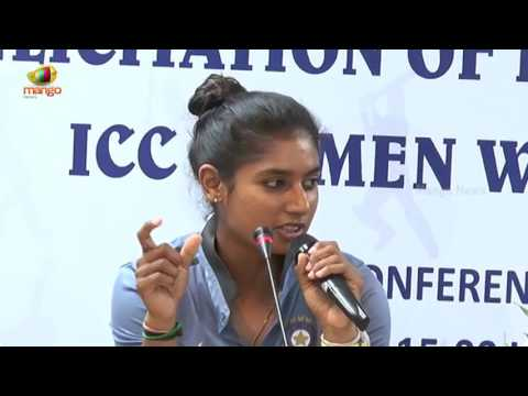Womens Indian Captain Mithali Raj Over The Loss Of Women World Cup In finals | Mango News