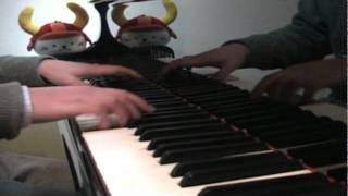 """楽譜は、ヤマハの""""華麗なるピアニスト「スタジオジブリ作品集2」""""のもの を使いました。ジブリの曲の中ではかなり好きな曲です。(*^_^*)"""