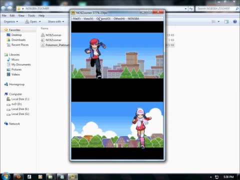 Increase Window Size On NO$GBA Emulator [ NO$GBA ZOOMER ]