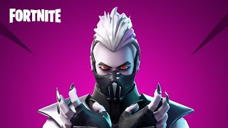 *Playing with the new Sanctum skin Fortnite Battle Royale*
