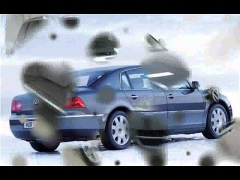 2004 Volkswagen Phaeton 4.2 V8 Automatic Walkaround and Specification