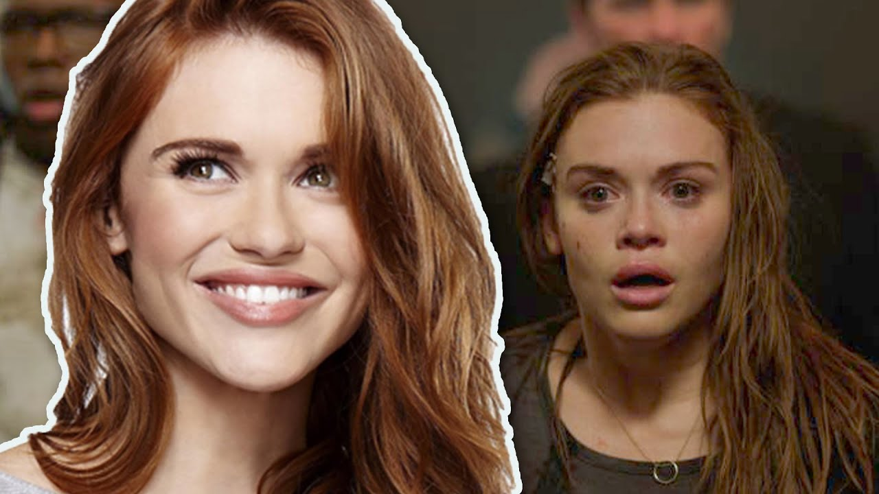 Holland Roden Remembers Her First Day On Set of 'Teen Wolf' & Talks 'No Escape' | Hollywire