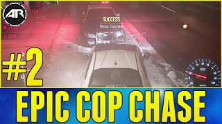 Need For Speed Let's Play : EPIC POLICE CHASE!!! (Part 2)