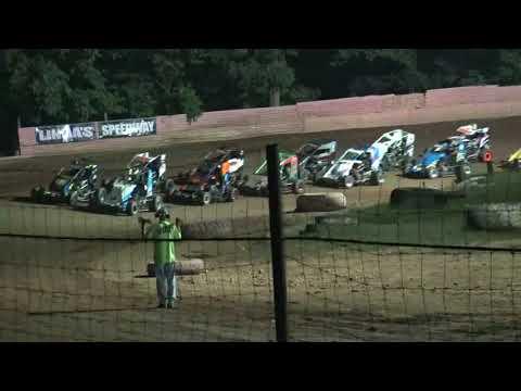 Linda's Speedway 600 A Main  7-13-18