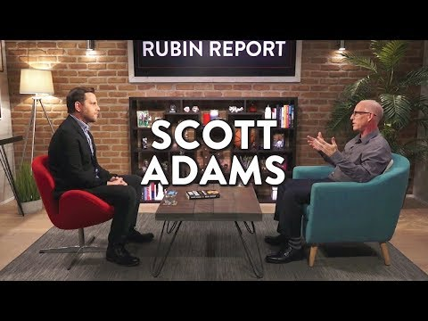 Scott Adams and Dave Rubin: Trump's Persuasion and Presidency (Full Interview)