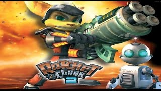 Ratchet & Clank Going Commando All Cutscenes HD GAME
