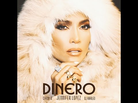 Jennifer Lopez - Dinero ft. DJ Khaled, Cardi B (Official instrumental)