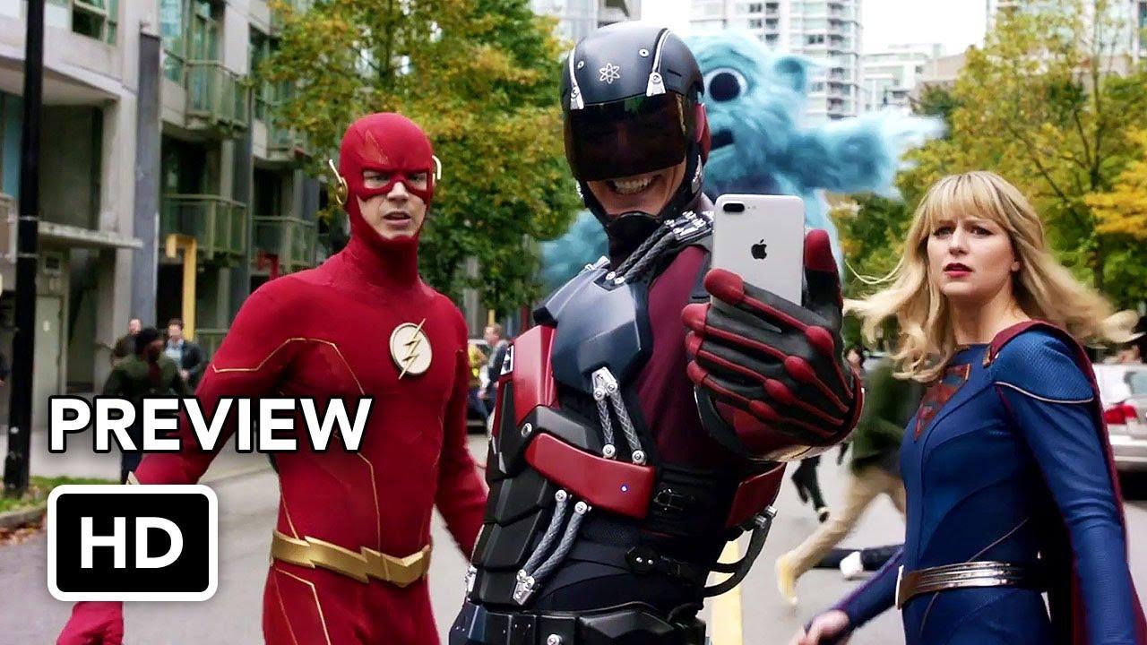 "Download DC's Legends of Tomorrow Season 7 ""100 Episodes in 100 Seconds"" Featurette (HD) DC FanDome 2021"