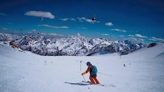 Ski | Sölden | Serfaus | DJI Mavic