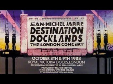 JEAN MICHEL JARRE - Destination Docklands - Full Radio broadcast (AUDIO ONLY)