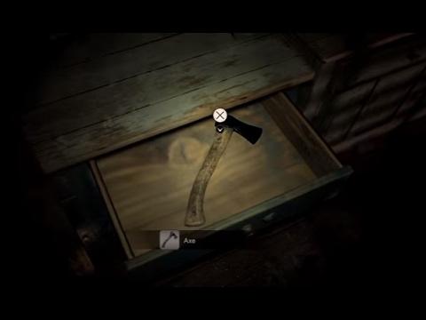 Resident Evil 7: How to get Axe - (Resident Evil 7 Axe)