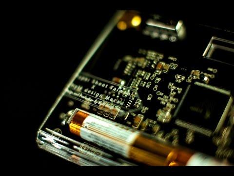 CROZ D I Y Digital Camera ( Paper Shoot x Hylé Design) - Transparent model