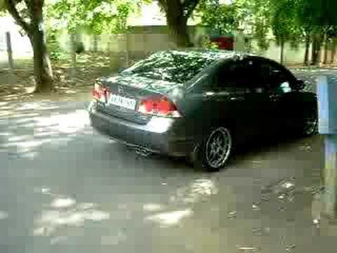 Honda Civic 18 Bbs Rims Youtube