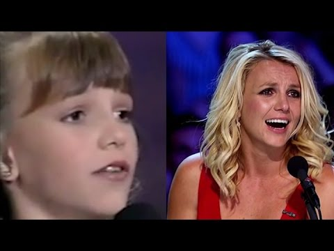 Little Britney Spears Audition on the X-Factor USA