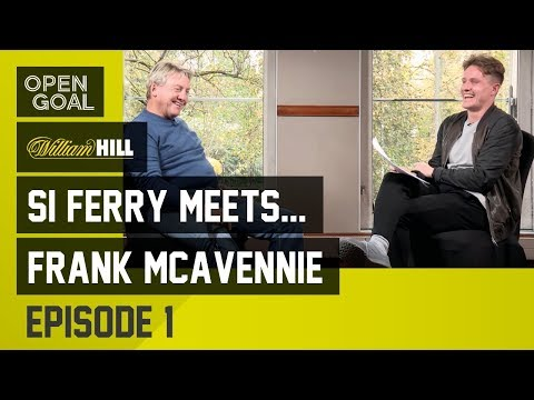 Si Ferry Meets...Frank McAvennie Episode 1 - Making it Late at St Mirren, West Ham, London & Celtic