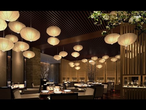 Restaurant Interior Design Ideas UK - YouTube