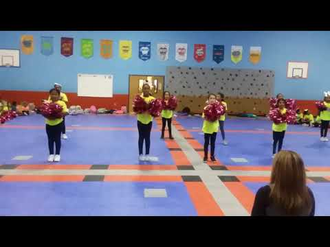 MalloryJoyce Way2Cheer Nickajack Elementary School 12/13/2018
