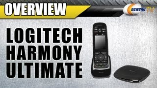 Logitech Infrared/Bluetooth Harmony Ultimate Remote Control Overview - Newegg TV