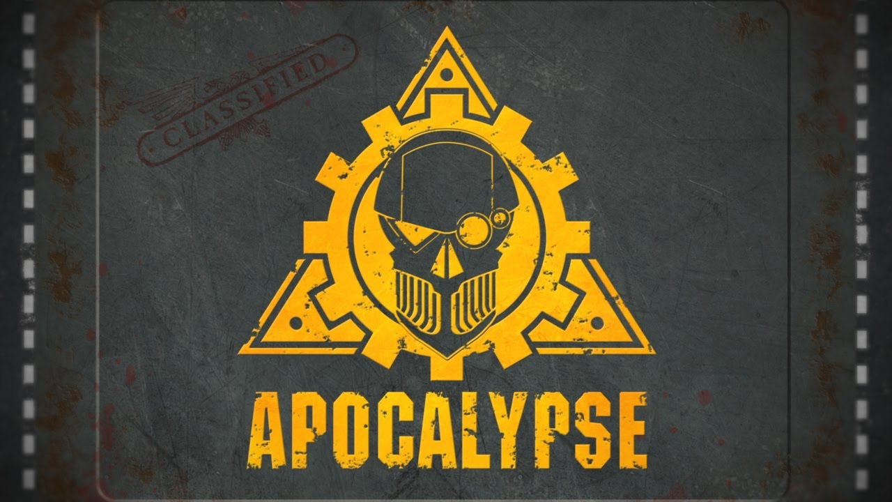 Warhammer 40,000 Apocalypse Revealed