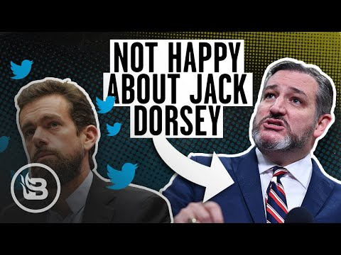 Ted Cruz Is FIRED UP After GOP Delays Jack Dorsey Hearing on Twitter & Censorship | Glenn Beck