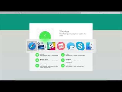 How To Use WhatsApp, Skype, Slack, Facebook, Etc In 1 Window