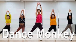 Download Lagu Dance Monkey - Tones And I | Diet Dance Workout | 다이어트댄스 | 홈트 | Cardio | Choreo by Sunny | mp3