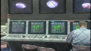 日野清掃センター - 中央操作室