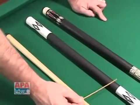 Dr. Cue Lesson 23: Buying the Right Cue (What to look for)