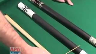 Pool Sticks - Dr. Cue Lesson 23: Buying the Right Cue (What to look for)
