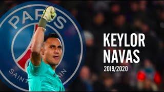 Keylor Navas - Crazy Saves 2020 - PSG