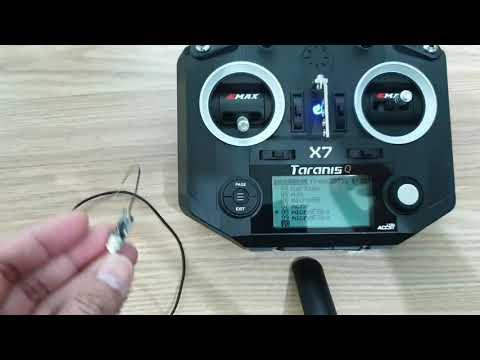 How to Bind Flysky FS-RX2A Pro V1 to Jumper JP4in1 on Taranis QX7
