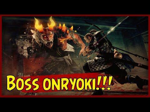 Nioh: Boss Fight Onryoki!!