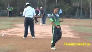 Rahul Jogadiya best Tennis Cricket Bowler in Mumbai